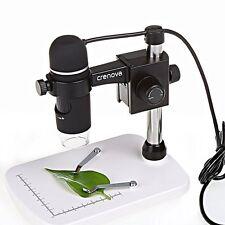 USB Microscope, Crenova USB Digital Microscope 5MP Video Microscope 300X Camera