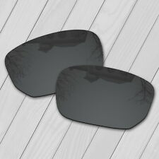 POLARIZED Replacement Lens For-Oakley Style Switch OO9194 Sunglass Anti-Scratch
