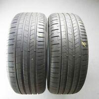 2x Pirelli Pzero MO 255/45 R19 104Y DOT 2918 7,5 mm Sommerreifen