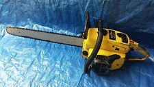 VINTAGE MCCULLOCH PRO MAC 700 CHAINSAW WITH 20 INCH BAR AND CHAIN!!! RUNS GREAT!