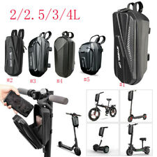 Universal Electric Scooter Hard Shell Bags Waterproof Reflective Storage Bag Lot