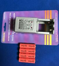 "4 of Japan""GS Yuasa#1""AACS2100 Low self Dis.Ready-to-use+2/4AA Charger(UL)30%OFF"