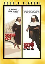SISTER ACT & SISTER ACT 2 - DOUBLE FEATURE DVD * NEW *
