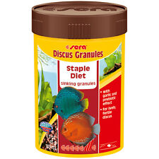 Discus Fish Food Sera Discus Granules 100 ml 1.5 oz Granules for all Discus Fish