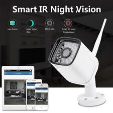720P HD Wireless Indoor/Outdoor Waterproof Home Security Wifi Camera P2P IR-CUT