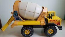 Tonka XMB-975 Turbo Diesel Cement Mixer Truck