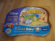 RARE NEW VTech V.Smile Baby Learning Game Poohs Hundred Acre Wood Adventure 226