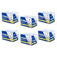 6 Rolls x FOMAPAN 100 Profi Line Classic 135 35mm 36exp Black & White Film FOMA
