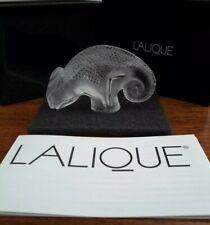 Lalique Clear Chameleon , Cachet Cameleon Tai Ta Inc 10374300 BNIB ! Gift Idea !