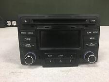 2013 2014 Hyundai Sonata Radio Cd Player 96170-3Q0004X OEM Tested Works