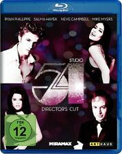 Blu-ray * Studio 54 - Director's Cut * NEU OVP * Mike Myers, Salma Hayek