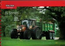 Valtra  N Series Tractors Brochure Classic HiTech Advance 3789F