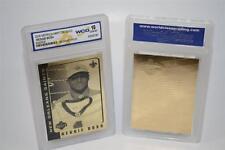 REGGIE BUSH 2006 Laser Line Gold Card ROOKIE Graded GEM MINT 10 #/1,000 * BOGO *