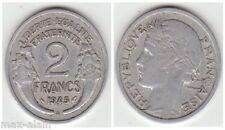 2 Francs Morlon 1945 B TB **** A Voir****