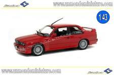 Solido BMW M3 E30 1988 1:43 Voiture Miniature - Rouge