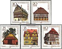 DDR 2294-2298 (kompl.Ausgabe) postfrisch 1978 Fachwerkbauten