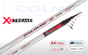 CANNA BOLOGNESE COLMIC FIUME XXT 180 7MT 18g