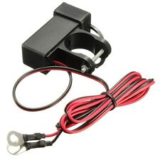 22mm 12V Motorcycle ATV Waterproof USB Power Charger Socket