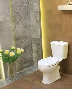 LAVITA KERAMIK STAND-WC-TOILETTE 484099 TIEFSPÜLER BODENSTEHEND GRATISVERSAND