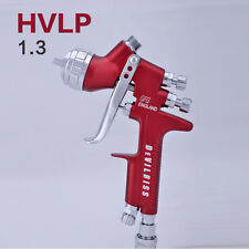 Devilbiss 1.3mm HVLP High quality England GFG Pro Auto Paint Spray Gun Profesion