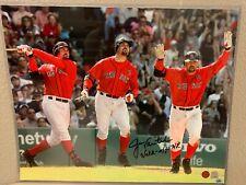 Jason Varitek Signed Boston Red Sox 16x20 Photo SI