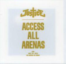 Justice - Access Al Arenas [New CD]