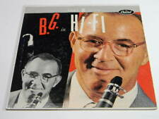 "BENNY GOODMAN, B.G. in HI-FI Part 2 Capitol H2 565 [1955] Jazz 10"""