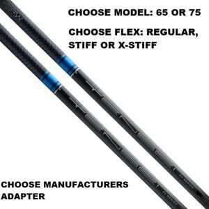 Mitsubishi Chemical Tensei AV Blue Driver Shaft - Choose Flex & Adapter