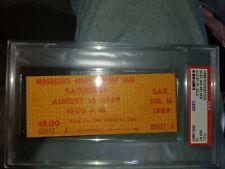 Woodstock Ticket
