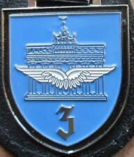 Schlüsselhänger Verbandsabzeichen 3. Luftwaffendivision  (R) Strausberg