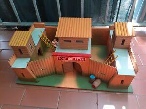 Fortino  Legno Fort Hollister