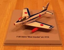 "Armour CDC 1/100 N.American F-86 Sabre,Japan A.S.D.F.,""Blue Impulse"" art.5114"