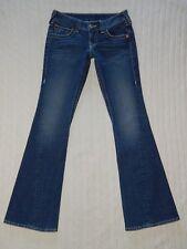 TRUE RELIGION – Womens 27 – JOEY Flap Pocket Denim Jeans – #W509  *USA Made*