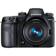 Samsung NX1 28.2MP Digital Camera with 16-50 Power Zoom Lens EV-NX1ZZZBMBUS