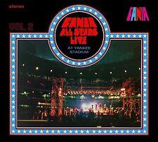FANIA ALL STARS - LIVE AT YANKEE STADIUM 02 (REMASTERED)   CD NEUF