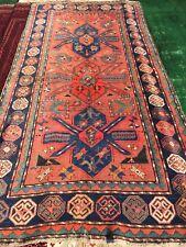 Antique caucasian rug Curca 1910 4'6 X 8'6