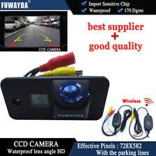 kabellos Rückfahrkamera Camera für AUDI A3 S3 A4 S4 A6L A6 S6 A8 S8 RS4 RS6 Q7