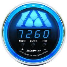 """Auto Meter 6187 2-1/16"""" DPSS Shift-Light 0-16,000 Rpm Level 1 Cobalt"""