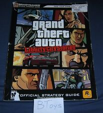 Grand Theft Auto Liberty City Stories Sony PSP Strategy Guide - Brady Games