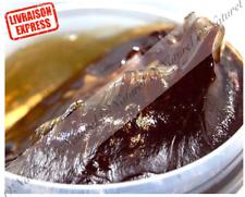 Savon Noir Beldi Vrac 100% BIO Argan, Figue de Barbarie ou Nila 80g Black Soap