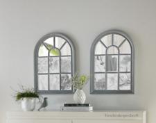Deko bilderrahmen im landhaus stil g nstig kaufen ebay - Spiegel sprossenfenster ...