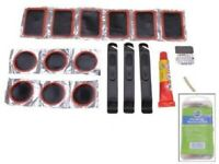 Fahrrad-Reparatur-Set 19-teilig 45025 Reifenreparatur Flickzeug von Filmer