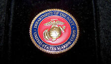 USMC Crest Logo Lapel Pin / Tie Tac