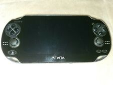 Psp Vita Pch-1001 Version 3.50 No Charger Some Cosmetic Wear.
