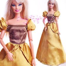 High-quality Cute purple/&Blue Dress/&Clothes for 1//6 BJD Doll 11.5inch
