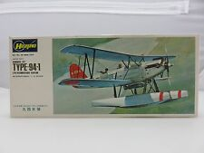 Hasegawa KAWANISHI TYPE-94-1 E7K1 SEAPLANE ALF 1/72 Scale Model Kit UNBUILT