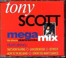 TONY SCOTT -  MEGAMIX - CD MAXI [2377]