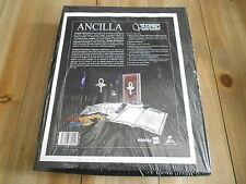 Vampiro EDAD OSCURA - Caja Mecenazgo ANCILLA - juego rol - Nosolorol VEO20