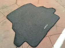 Used 94-97 Honda Accord Trunk Mat. Dark Grey. Sedan. Rare item