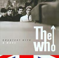 THE WHO - GREATEST HITS & MORE NEW CD